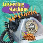 Sound Effects: Answering Machine Messages (CD Single) at Sears.com