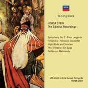 Sibelius Recordings [Import] , Horst Stein