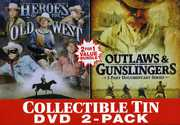 Outlaws & Gunslingers/Heroes of the Old West (DVD) at Kmart.com