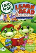 LeapFrog: Learn to Read at the Storybook Factory (DVD) at Sears.com