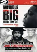 Notorious B.I.G.: Bigger Than Life/2 Turntables and a Microphone (DVD) at Kmart.com