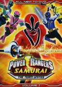Power Rangers Samurai, Vol. 1: The Team Unites (DVD) at Kmart.com