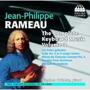 Jean-Philippe Rameau: The Complete Keyboard Music, Vol. 2 (CD) at Sears.com