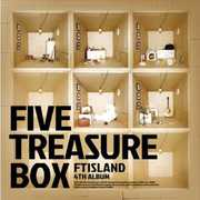 FIVE TREASURE BOX (LIMITED EDITION) (CD) at Kmart.com