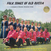 Folk Songs of Old Russia-A Program (CD) at Sears.com
