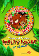 Disney's Wild About Safety with Timon and Pumbaa: Safety Smart at Home! (DVD) at Kmart.com