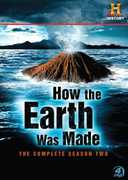 How the Earth Was Made: Complete Season 2 , Edward Herrmann