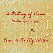 A History of Crime - Berlin 1987-1991: An Introduction to Crime & the City Solution (CD) at Sears.com