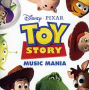 TOY STORY MUSIC MANIA / O.S.T. (CD) at Kmart.com