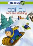 Caillou: Let's Go Sledding (DVD) at Kmart.com