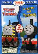 Thomas & Friends: Trust Thomas/A Big Day for Thomas (DVD) at Kmart.com