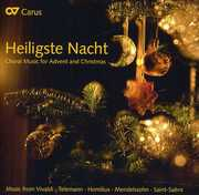 Heiligste Nacht: Choral Music for Advent & Christmas (CD) at Kmart.com