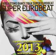 Best of Non-Stop Super Eurobeat 2013 / Various (CD) at Sears.com
