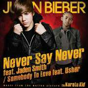 NEVER SAY NEVER FEAT.JADEN SMITH (CD) at Kmart.com