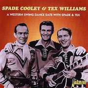 A Western Swing Dance Date with Spade & Tex (CD) at Kmart.com