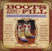 Boots Too Big to Fill: Tribute to Gene Autry / Var (CD) at Kmart.com