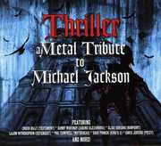 Thriller: A Metal Tribute to Michael Jackson / Var (CD) at Kmart.com