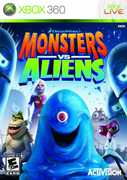 Monsters Vs Aliens /  Game