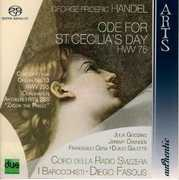 Handel: Ode for St. Cecilia's Day; Organ Concerto No. 13; Zakok the Priest (SACD-Hybrid) at Kmart.com