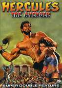 Hercules the Avenger & Hercules & the Black Pirate (DVD) at Kmart.com
