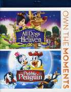 All Dogs Go to Heaven/Pebble and the Penguin (DVD) at Sears.com