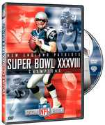 NFL: Super Bowl XXXVIII Champions - New England Patriots (DVD) at Kmart.com