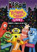 Yo Gabba Gabba!: Live! - There's a Party in My City! (DVD) at Sears.com