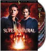 Supernatural: Complete Fifth Season , Misha Collins