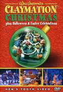 Will Vinton's Claymation Christmas Plus Halloween & Easter Celebrations (DVD) at Kmart.com
