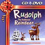 Rudolph the Red Nosed Reindeer / Various (CD + DVD) at Kmart.com