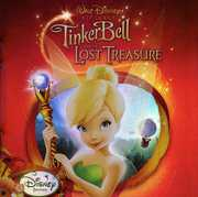 Tinker Bell & the Lost Treasure / O.S.T. (CD) at Sears.com