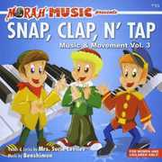Snap Clap N' Tap-Music & Movement 3 (CD) at Sears.com