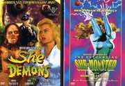 Astounding She-Monster/She Demons (DVD) at Kmart.com