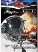 Sci-Fi, Vol. 3: Voyage to the Prehistoric Planet/They Came From Beyond Space/Abraxas/First Spaceshi (DVD) at Sears.com