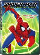 Spider-Man The New Animated Series: High-Voltage Villains (DVD) at Sears.com