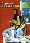 Algebra Applications: Variables & Equations (DVD) at Sears.com