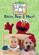 Sesame Street: Elmo's World - Babies, Dogs & More (DVD) at Kmart.com