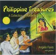 Philippine Treasures: Favorite Songs 1 (CD) at Sears.com