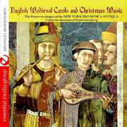 English Medieval Carols & Christmas Music (CD) at Kmart.com