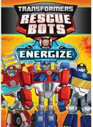 Transformers: Rescue Bots - Energize (DVD) at Kmart.com