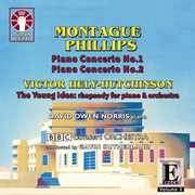 Montague Phillips: Piano Concertos Nos. 1 & 2; Victor Hely-Hutchinson: The Young Idea (CD) at Sears.com