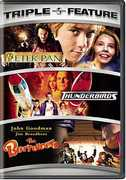 Peter Pan (2003) & Thunderbirds & Borrowers (DVD) at Kmart.com