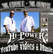 Hipowermusic.Com Videos (CD)