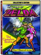 Legend of Zelda: The Complete Season (DVD) at Kmart.com