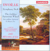 Antonin Dvorak: Symphony No. 8/The Golden Spinning Wheel (CD) at Kmart.com