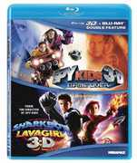 Spy Kids 3-D: Game Over/The Adventures of Sharkboy and Lavagirl 3-D (3-D BluRay) at Kmart.com