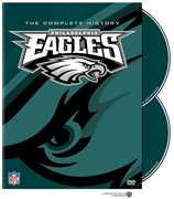 NFL: Philadelphia Eagles - The Complete History (DVD) at Kmart.com