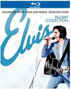 Elvis Blu-ray Collection: Jailhouse Rock/Viva Las Vegas/Elvis on Tour (Blu-Ray) at Kmart.com