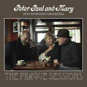 Peter Paul & Mary with Symphony Orchestra: Prague , Peter, Paul and Mary