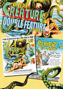 Creepy Creature Double Feature, Vol. 1: Monster from the Ocean Floor/Serpent Island (DVD) at Sears.com